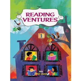 Sultan Chand Reading Ventures (Literature Readers) for Class 1