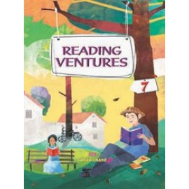 Sultan Chand Reading Ventures (Literature Readers) for Class 7