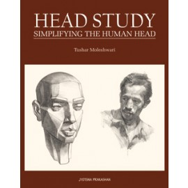 Head Study - Simplifying the Human Head by Jyotsna Prakashan