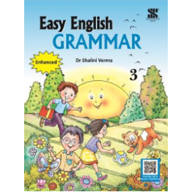 New Saraswati Easy English Grammar for Class 3