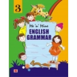 New Saraswati Me 'N' Mine English Grammar Textbook for Class 3