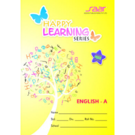 Saar Happy Learning Series English - II (S0010)