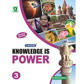 Evergreen Candid Knowledge Is Power Textbook for Class 3