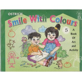 Lakshya Smile With Colours for Class 5