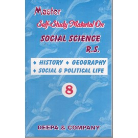 Master Guide Social Science for Class 8