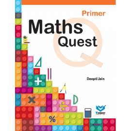 New Saraswati Maths Quest Textbook for Primary