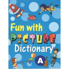 Kirti Fun with Picture DIctionary Book A