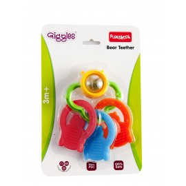 Funskool Giggles Bear Teether (9645000)