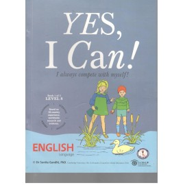 Yes I Can English for Class 8 (Book of 1 to 2)