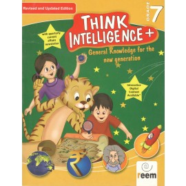 Reem Think Intelligence General Knowledge for Class 7