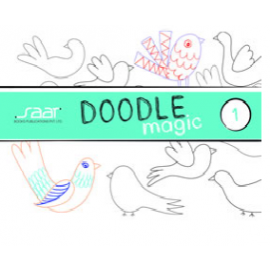 Saar Doodle Magic Book 1