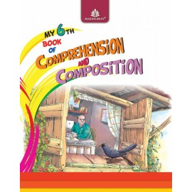 Madhuban My 6th Book of Comprehension & Composition by Neelam Sanwalka & Nupur Ghosh