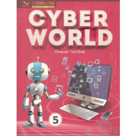 Cyber World Computer Textbook for Class 5