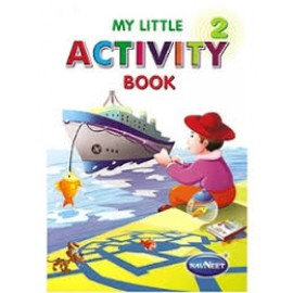 Navneet My Little Activity Book 2 (F0628)