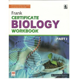Frank Brothers Modern Certificate Biology Workbook for Class 9