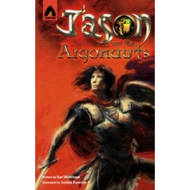 Campfire Novel Jason and the Argonauts by Dan Whitehead