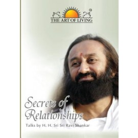 The Art of Living Secrets of Relationships by Sri Sri Ravi Shankar ( Hindi Medium)