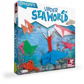 Toy Kraft Origami Under Sea World