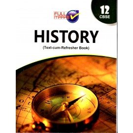 Full Marks Guide of History for Class 12