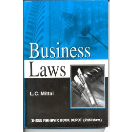 Business Laws for BBA 4th Semester by LC Mittal