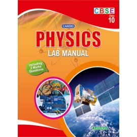 Evergreen CBSE Physics Lab Manual for Class 10