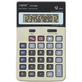 Orpat Basic Calculator (DTC-0712)