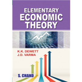 S Chand Elementary Economic Theory