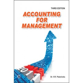 Accounting for Management by V.R. Palanivelu