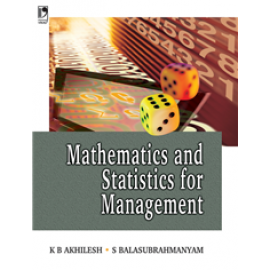 Vikas Mathematics and Statistics for Management