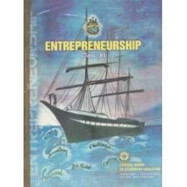 CBSE Entrepreneurship Textbook for Class 11 (With Binding)