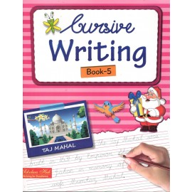 Scholars Hub Cursive Writing Book 5