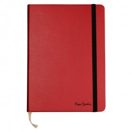 Pierre Cardin Journal Jeune Series A5 (Red) 192 Pages