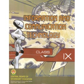 CBSE Information and Communication Technology Textbook for Class 9