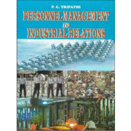 PC Tripathi Personnel Management & Industrial Relations by Sultan Chand & Sons