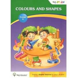 Next Education Next Play Primer A Colours and Shapes