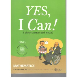 Yes I Can Mathematics for Class 1 (Set of 2 Books)