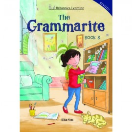 Indiannica The Grammarite Book of English Grammar for Class 8