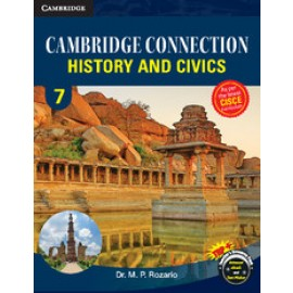Cambridge Connection History and Civics Coursebook Class 7