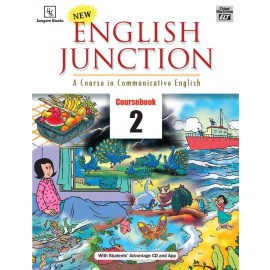 Orient Blackswan New English Junction Coursebook for Class 2