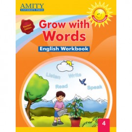 Amity Grow with Words Workbook 4 by Nomita Wilson