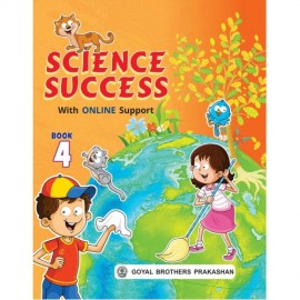Goyal Brothers Science Success Book 4