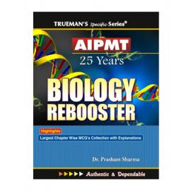 AIPMT 25 years Biology Rebooster by Dr. Prashant Sharma
