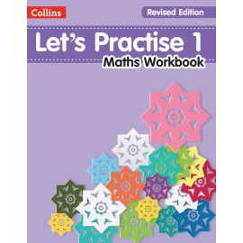 Collins Let's Practice Maths Workbook for Class 1