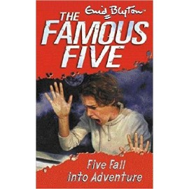 The Famous Five Fall Into Adventure (1950) Vol 9 Famous Five Series