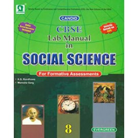 Evergreen Social Science Lab Manual for Class 8