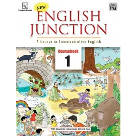 Orient Blackswan New English Junction Coursebook for Class 1