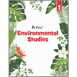 Full Circle ICSE Active Environmental Studies for Class 1 by P.C Saxena