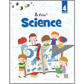 Full Circle ICSE Active Science for Class 4 by Vikram Mehta,Stainly D'souza