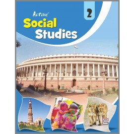 Full Circle Active Social Science for class 2 by A K Singh , Vineeta Saxena