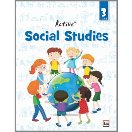 Full Circle ICSE Active  Social Science for Class 3 by A.K Singh, Vineeta Saxena